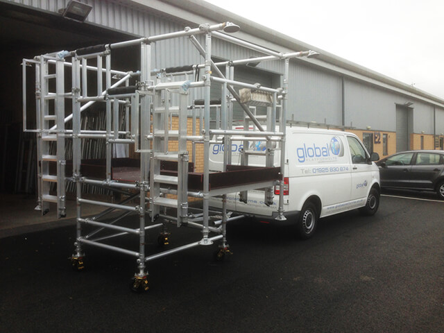 Mobile Access Trailer