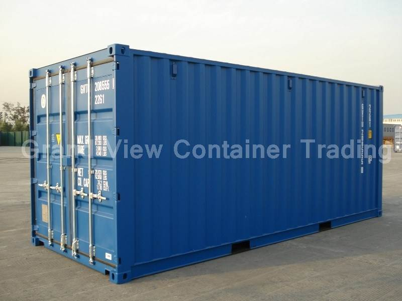 Mobile Crane Hire Great Yarmouth : Shipping containers