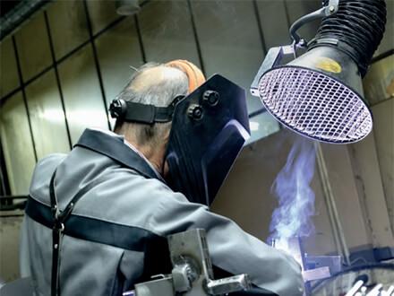 Welding Fume & Grinding Dust
