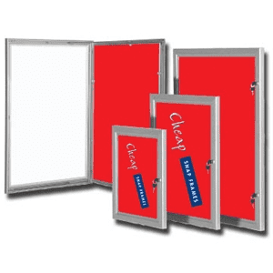 Lockable Snap Frames