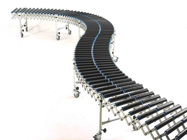 Flexible Roller Conveyor