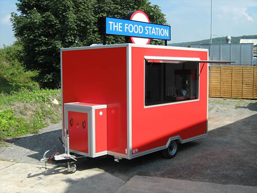 Tudor Catering Trailers Catering Trailer Hire Catering