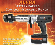 Compact Hydraulic Punch