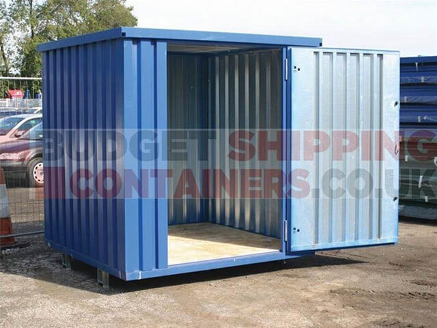 2 x 2m Flat Pack Container