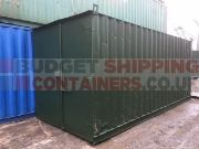 20ft Refurbished Shipping Container