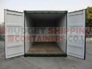 20ft Shipping Container Doors