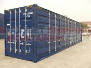 40ft High Cube Side Opening Container