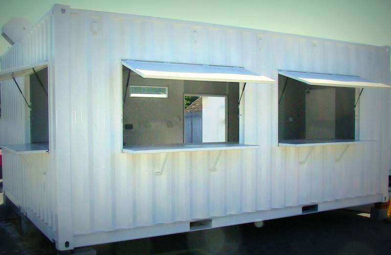 Shipping Containers Hire, Lease or Conversion