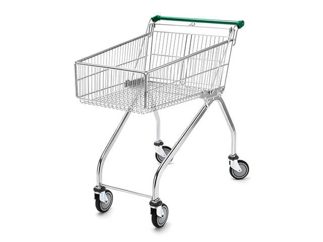 Shallow Shopping Trolley the most popular trolley