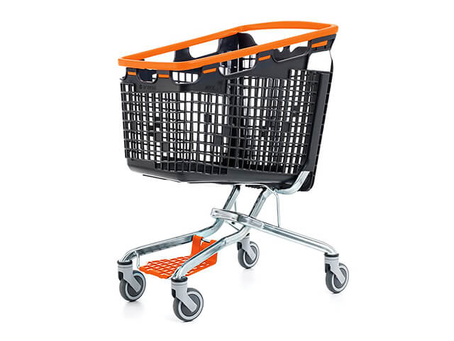 NEW - Hybrid Shopping Trolleys