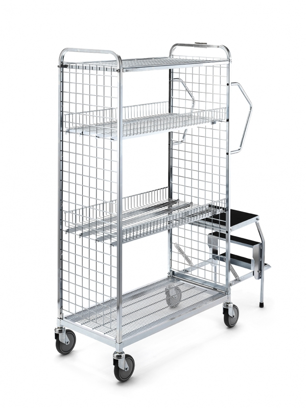 Co-op Stock Trolley
