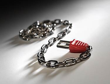 Starter Chain For £1 Trolley Locks