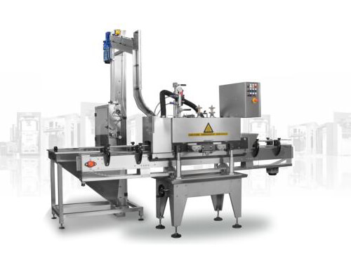 Vacuum Capping Machines