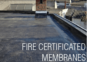 Fire Certificated Membranes