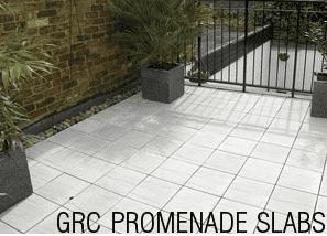 GRC Promenade Slabs