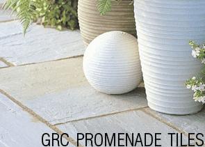 GRC Promenade Tiles