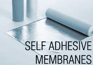 Self Adhesive Membranes