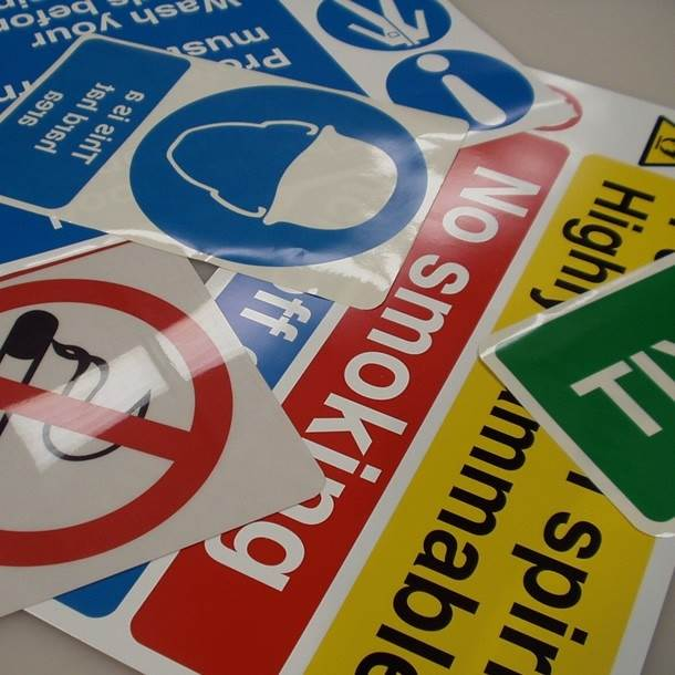 Main image for Weedoo Health and Safety Signs