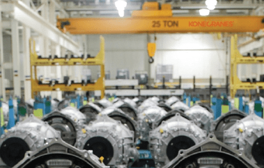 Case Study - A Midwest Diesel Engine Manufacturer