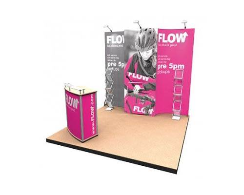 3D Flow Exhibition Kit