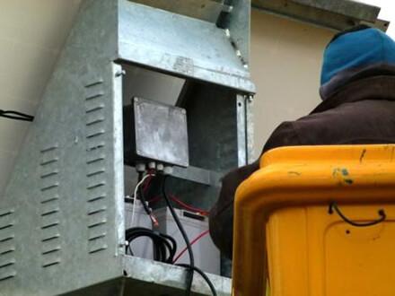 WTP55 battery box