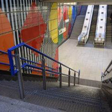 Project - Tottenham Court Road Station