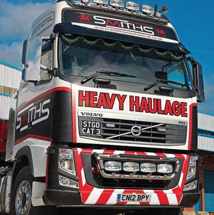 Main image for Smiths Heavy Haulage