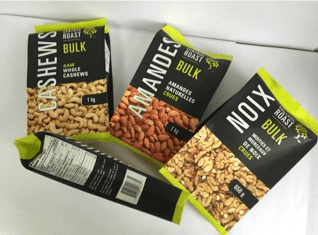 Resealable Food Pouches