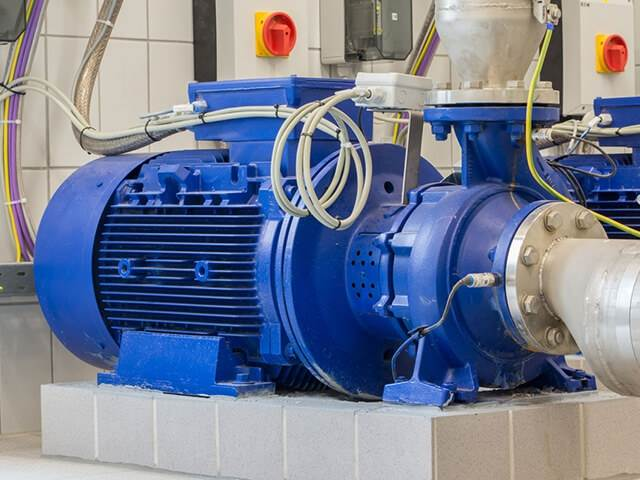 Commercial & Industrial Pumps