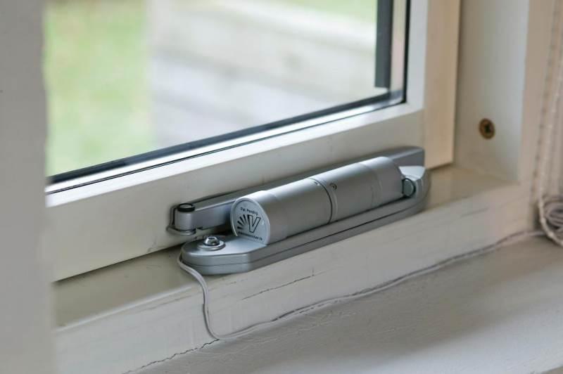 Rocburn Ltd Window Control Systems Window Openers Smoke