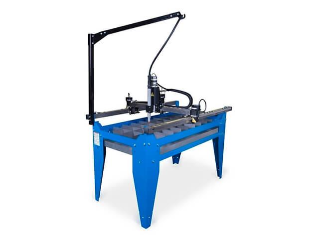 4x2 CNC Plasma Cutting Table