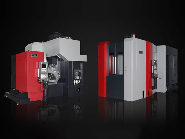 Horizontal CNC Machining Centres