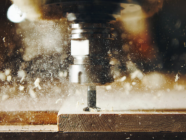 Milling, Turning & Grinding