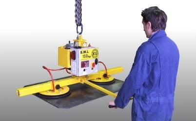 Sheet & Plate Vacuum Lifters