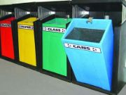 Provinical Recycling Bins