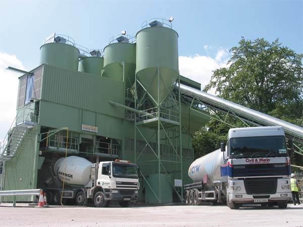 SM60 Concrete Batching Plant