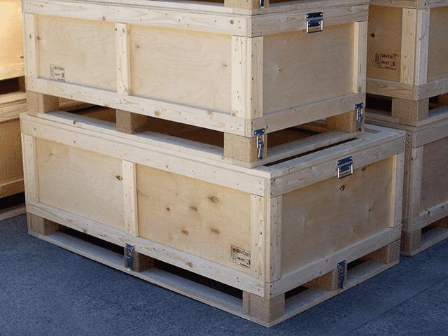 Basic Ply Battened Case