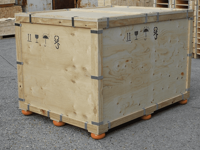 Plywood Packing Cases