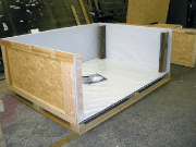 Large Battened Case
