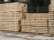 Softwood Crates