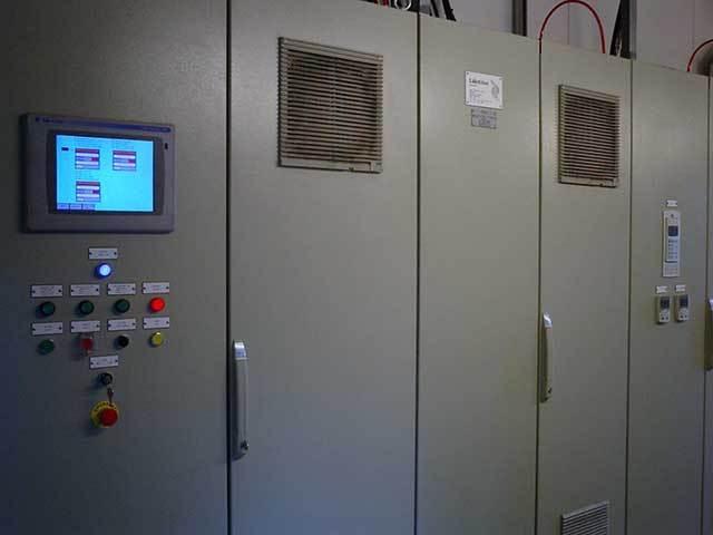 Control Panels,PLC& HMI