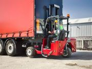 Lorry Mounted Forklift - MOFFET Training