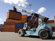 Container Handler Training