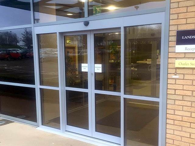 Automatic Doors and Systems