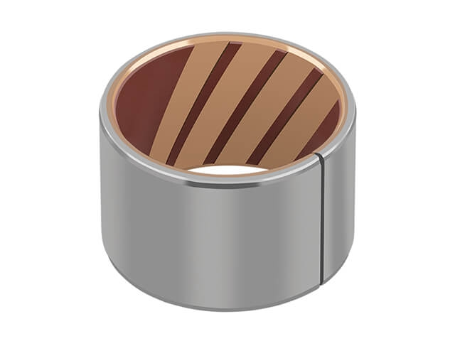 DTS10® Metal Polymer Hydrodynamic Comp. Bearings