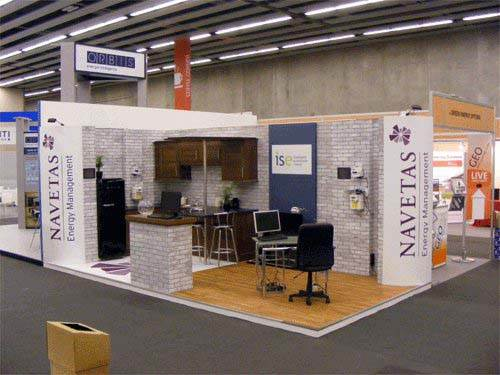 NAVETAS - Exhibition Stand