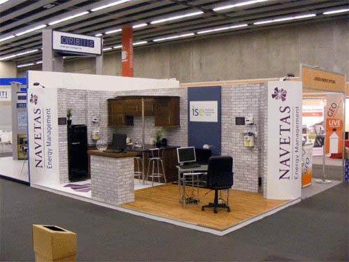 NAVETAS - Exhibition Stand