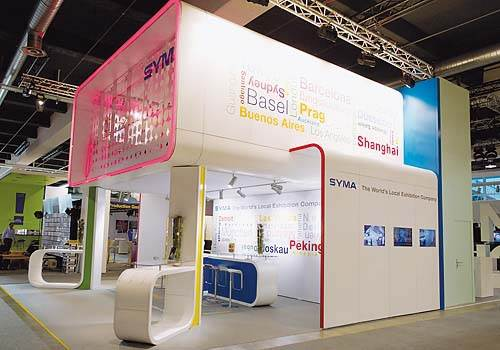 Exhibition Stand Hire Yorkshire : Bespoke light boxes