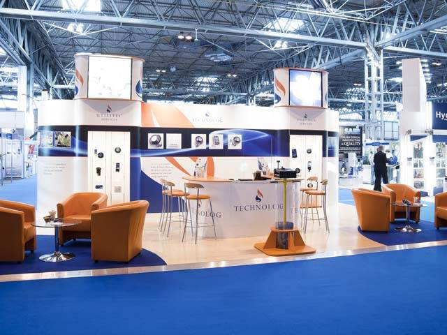 TECHNOLOG - Exhibition Stand