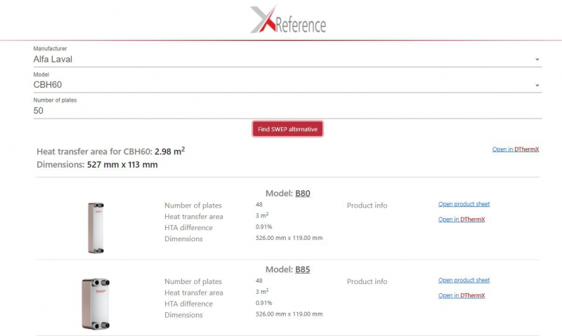XReference BPHE Replacement tool